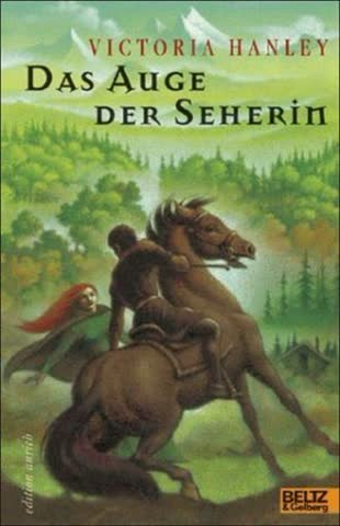 Das Auge der Seherin: Fantasy-Roman