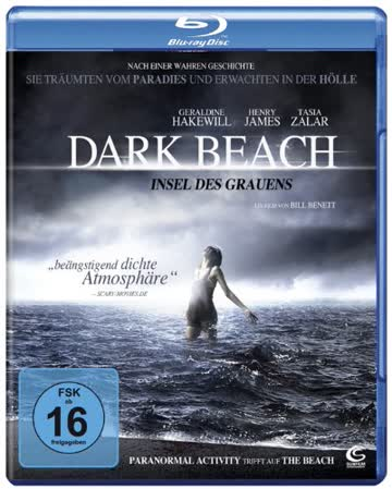 Dark Beach - Insel des Grauens [Blu-ray]