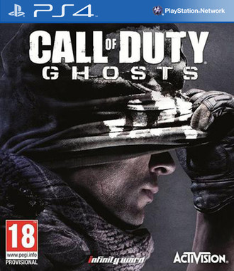 Call of Duty: Ghosts - uncut (AT) PS4