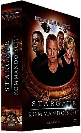 Stargate Kommando SG-1 - Season 08 [6 DVDs]