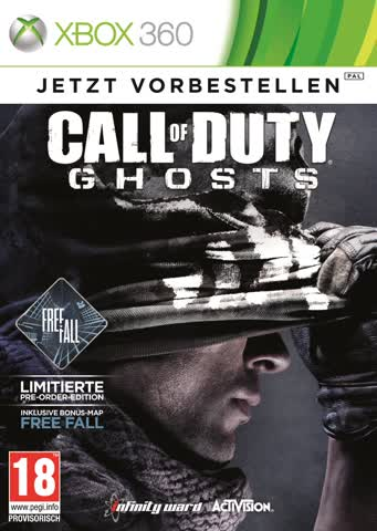Call of Duty Ghost Free Fall Edition [PEGI AT]