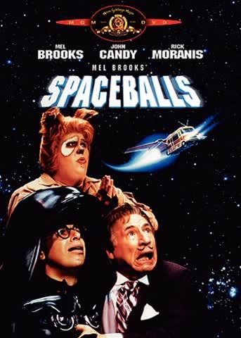 Spaceballs [DVD]