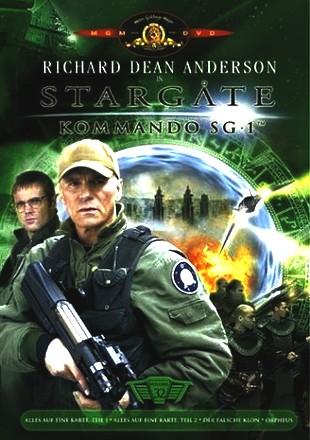 Stargate Kommando SG-1, DVD 32
