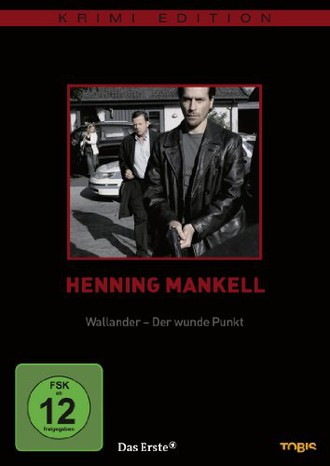 Wallander - Der wunde Punkt (Krimi-Edition)