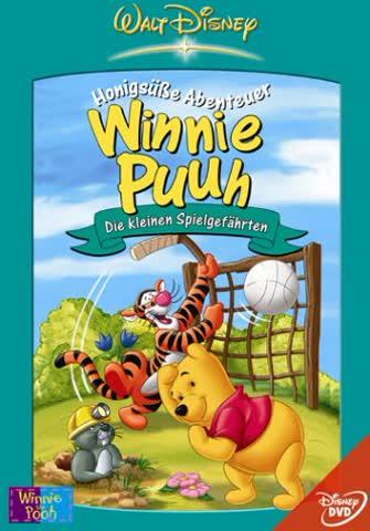 Winnie Puuh - Honigsüße Abenteuer 3: Die kleinen Spielgefährten
