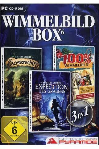 Die große Wimmelbild-Box 6 [Software Pyramide]