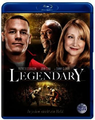 Legendary - In jedem steckt ein Held [Blu-ray]