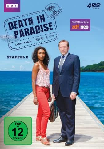 DEATH IN PARADISE - MOVIE [DVD] [2013]