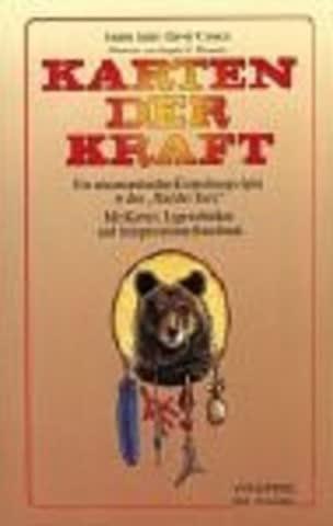 Karten der Kraft. Ein schamanistisches Einweihungs-Spiel in den ' Pfad der Tiere': Mit Karten, Legetechniken und Interpretations-Handbuch