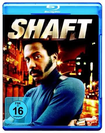 SHAFT (1971) (BLU-RAY)