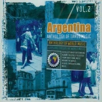 Various - Land of Tango-Anthology Vol.2