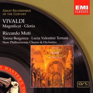 Berganza - Great Recordings Of The Century - Vivaldi (Magnificat / Gloria)