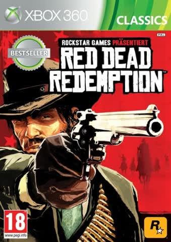 Red Dead Redemption [Xbox Classics] [PEGI]