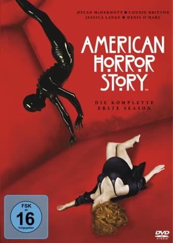 American Horror Story - Season 1 (DVD)