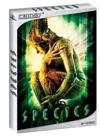 Species - Century3 Cinedition (2 DVDs)