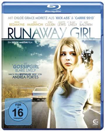 Runaway Girl [Blu-ray]