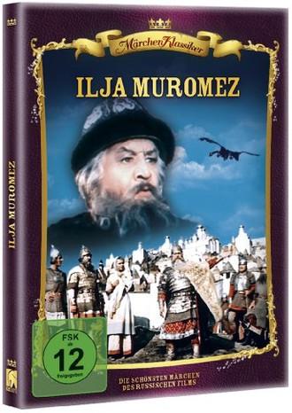 Ilja Muromez / Der Kampf um das Goldene Tor