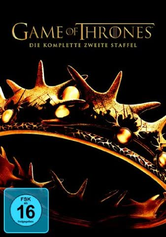Game of Thrones - Season 2 (DVD)