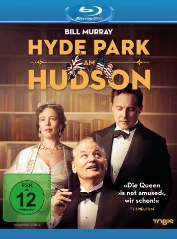 Hyde Park am Hudson [Blu-ray]