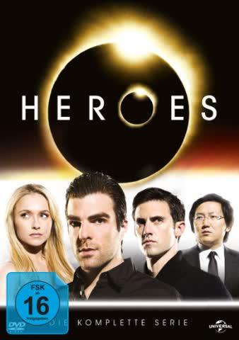 Heroes - Die komplette Serie