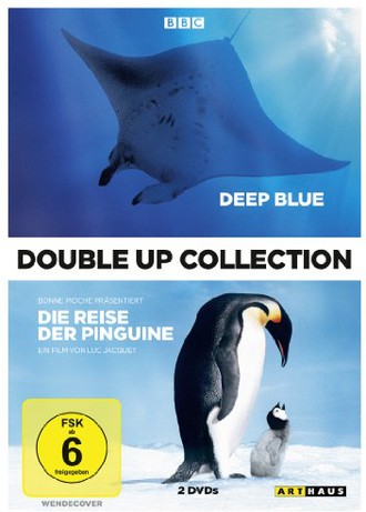 Deep Blue / Die Reise der Pinguine (Double Up Collection, 2 Discs)