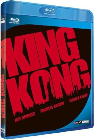 King Kong [Blu-ray] [FR Import]