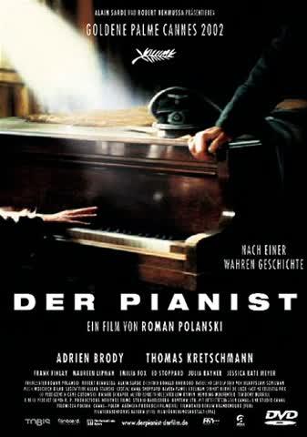 DER PIANIST - VARIOUS [DVD] [2002]