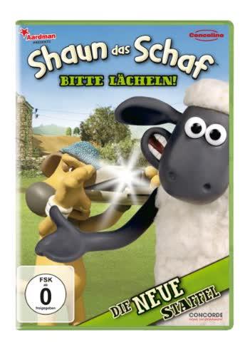 Shaun das Schaf - Bitte lächeln!