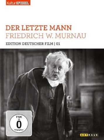 Kultur Spiegel - Der letzte Mann Kultur Spiegel - Der letzte Mann [Import allemand]