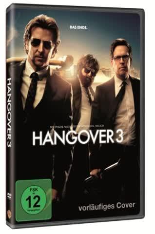 HANGOVER 3 - BRADLEY COOPER (P [DVD] [2013]
