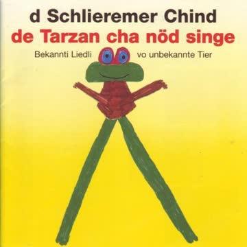 de Tarzan cha nöd singe
