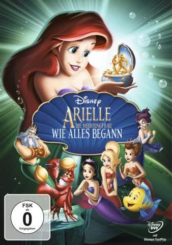 Disney's - Arielle die Meerjungfrau: Wie alles beg (DVD)