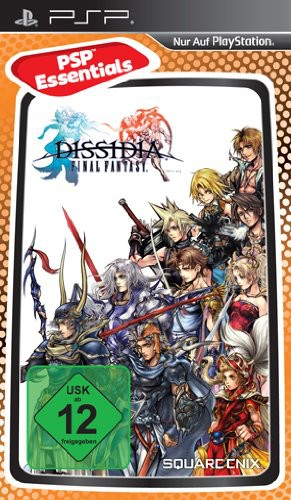 Dissidia Final Fantasy [Essentials]