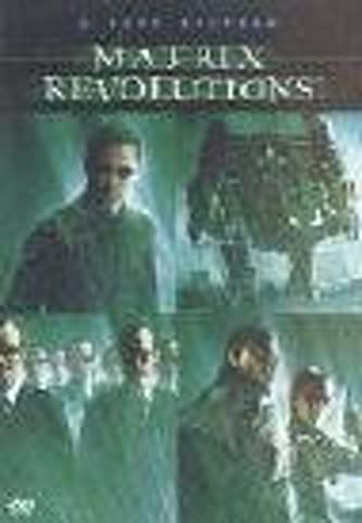 Matrix Revolutions (2 DVDs)