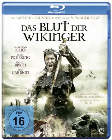 Das Blut der Wikinger [Blu-ray]