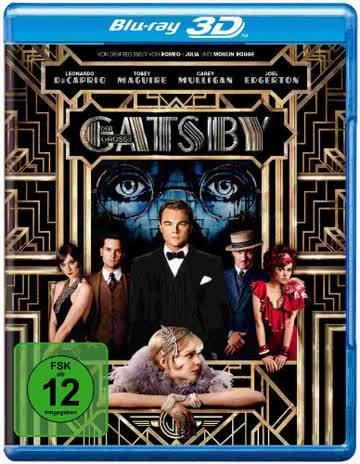 Der große Gatsby [3D Blu-ray]