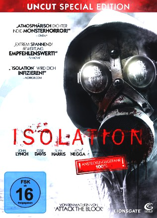 Isolation (Uncut Special Edition)