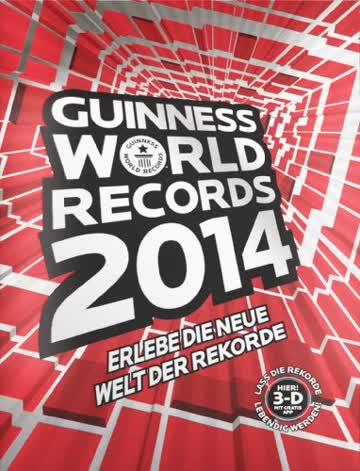 Guinness World Records Buch 2014