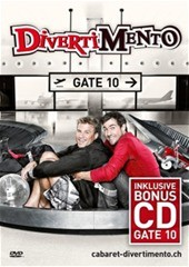 Divertimento - Gate 10 (Limited Version)