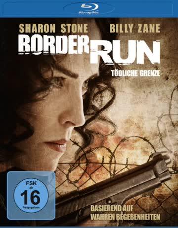 Border Run [Blu-ray]