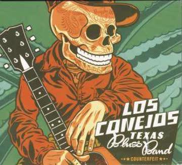 Los Conejos Texas Blues Band - Counterfeit