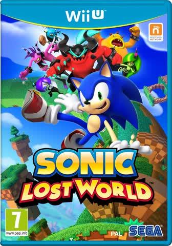 Sonic Lost World Spec.