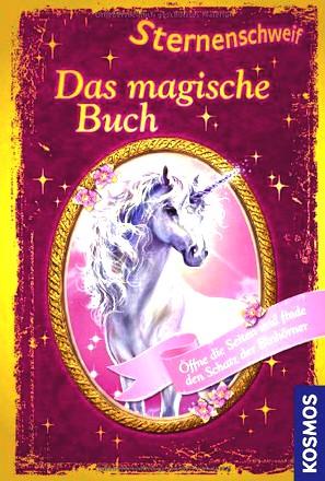 Sternenschweif, Das magische Buch