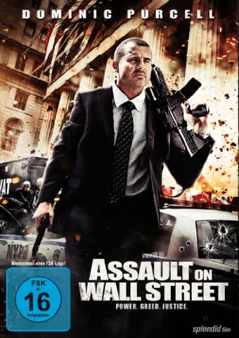 Assault on Wall Street [DVD] [2013]