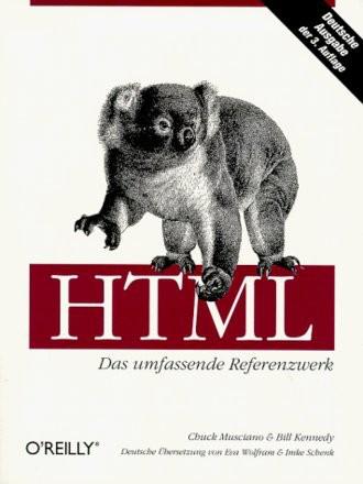 HTML. Das umfassende Referenzwerk