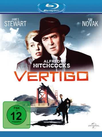 Vertigo - Aus dem Reich der Toten [Blu-ray]