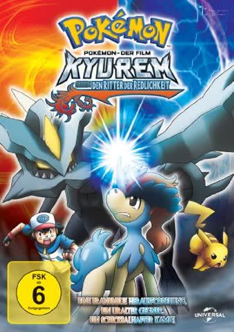 Pokémon Vol. 15 - Kyurem gegen den Ritter (DVD)