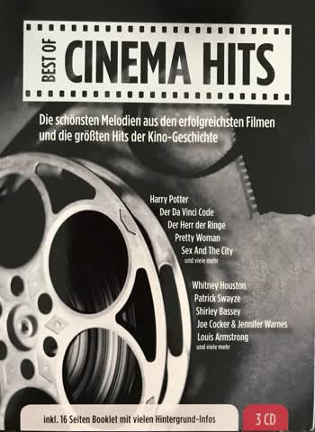 Various - Best Of Cinema Hits