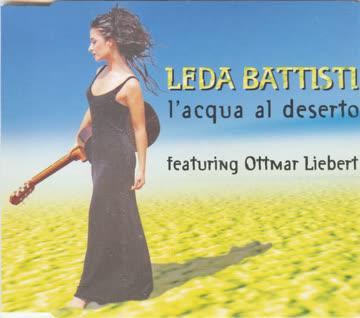 Leda Battisti - L`acqua al Deserto