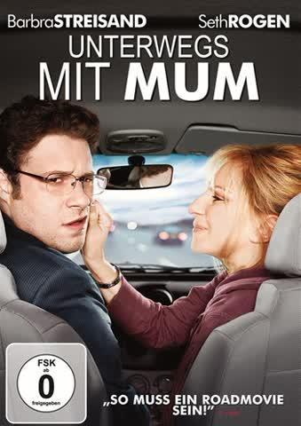 Unterwegs mit Mum (DVD)